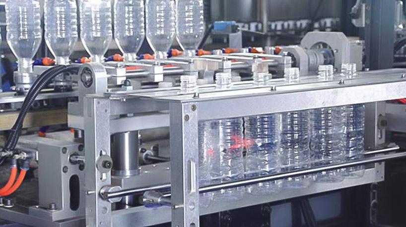 Tipos de máquina de moldeo por soplado