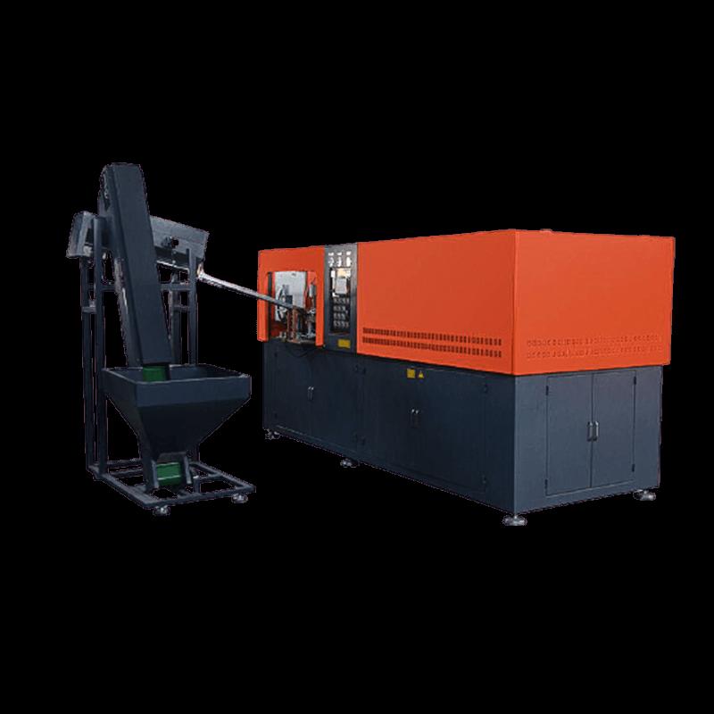Máquina de moldeo por soplado completamente automática de 4 y 2 cavidades