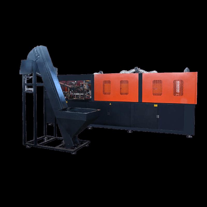 Máquina de moldeo por soplado totalmente automática de 2 y 1 cavidades